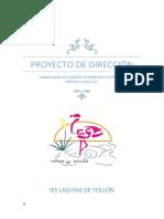 Proyecto de Dirección Roberto Domínguez Domínguez
