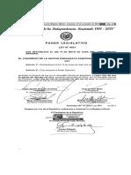 """Ley 4531-2011 - """"Que restablece el día 14 de Mayo de cada año como Feriado Nacional (Paraguay)"""