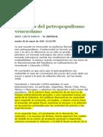 Populismo fases del petropopulismo venezolano.docx
