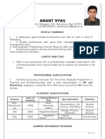 Anant Vyas