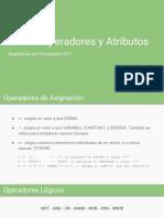5-VHDL_ Operadores y Atributos