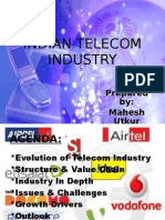 Indian Telecom Industry