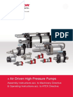 Operating Instructions Pumps en 2016 09