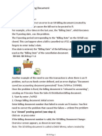 VF02 – Change Billing Document