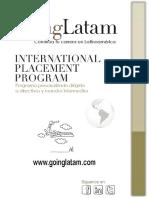 GoingLatam Brochure
