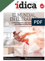 EL MUNDIAL EN EL TRABAJO