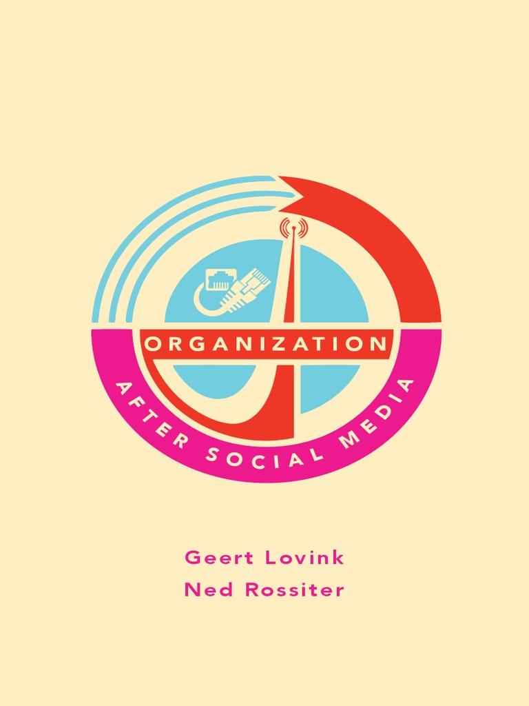 Organization after Social Media | Digital & Social Media