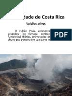 Curiosidade de Costa Rica