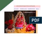 Sai MahaLakshmi