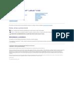 Latitude-d420 User's Guide Es-mx
