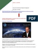 10-06-2018-Entrevue Avec « Préparer Le Changement », 7 Juin 2018