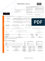 HR-034 Employment Application Form Ver 03