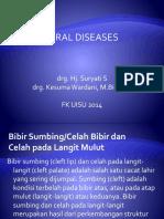 Oral Diseases 2014