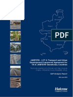 Doc 2017-09-13 Sibiu Pitesti Gap Analysis Report Halcrow 2013