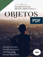 0165 Fundamentos de Programacion Orientada Objetos