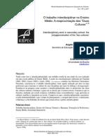 interdisciplinaridade e ensino médio - aulas híbridas.pdf
