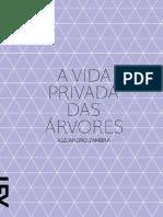 Alejandro Zambra - A vida privada das arvores.pdf