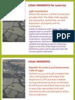 LECTURE 7b_legal Mandates for Lu