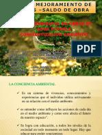 concientizacion ambiental