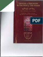 Adab Suluk Al Murid