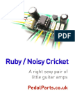 Ruby Cricket