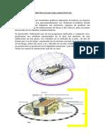 Geometria Solar Para Arquitectos