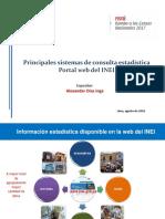Ppt Info Web Inei