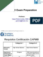 1. Framework (PPT) - Chapters 1,2,3 PMBOK