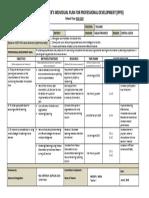MEJIA Ippd Form 20182019