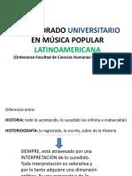 Pensamiento Latinoamericano (PPT)