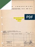 Codificación de Líneas en Diagramas Tpa-014