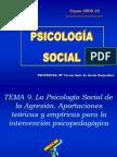 Tema 9 (Psicologia Social)