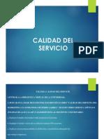 Marketing(Calidad Del Servicio)