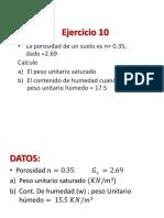 Ejercicio 10