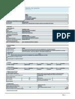 Formato 01 - Registro de Proyecto de Inversión