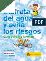 Disfruta Del Agua-Evita Riesgos