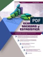 REVISTA  INEI N° 4- ECONOMIA SOCIEDAD Y ESTADISTICA