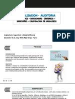 Fiscalizacion Auditoria Al