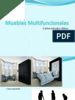 ejemplo de muebles funcionales