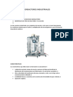 Bioreactores Industriales