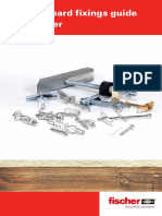 Plasterboard Fixings Guide Webversion