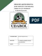 Ejercicios de Evaluacion de Proyectos Resueltos