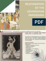 Govardhan Development Presentation by Braj Teerth Vikas Parishad