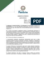Lei 4374 2013 Licenciamento Ambiental