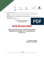 Teza de Doctorat - Adina POPESCU