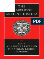 Cambridge Ancient History 2-1