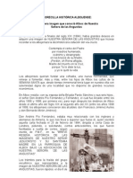 FLORECILLA HISTÓRICA ALBOJENSE