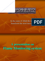 Flame Monitoring System