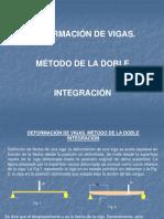20371333 Deformacion de Vigas Metodo de La Doble Integracion