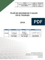 1. Plan de SST